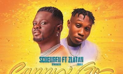 Schengen Owner X Zlatan - Carry Go