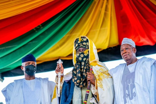 Another Emir of Kano enthroned months after Sanusi