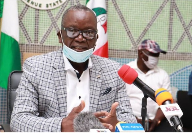 I?ll repeat again that Mr. President is the one creating insecurity in this country - Gov Ortom