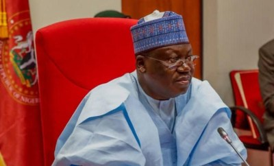 Electoral Act: Contact your lawmakers for any amendment you are against  ? Lawan