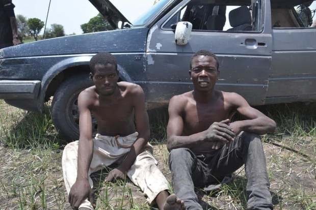 Sex-enhancement drugs and others found on arrested Boko Haram terrorists in Borno (photos)