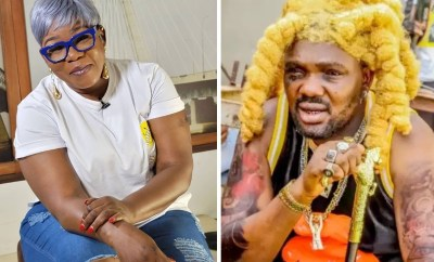 You?re self-centered and wicked. You will reap your wickedness - Actress Ada Ameh calls out Yomi Fabiyi over controversial movie (video)