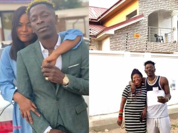 You are frustrated - Shatta Wale?s girlfriend replies his mother for alleging he stopped giving her money because she said she is a witch