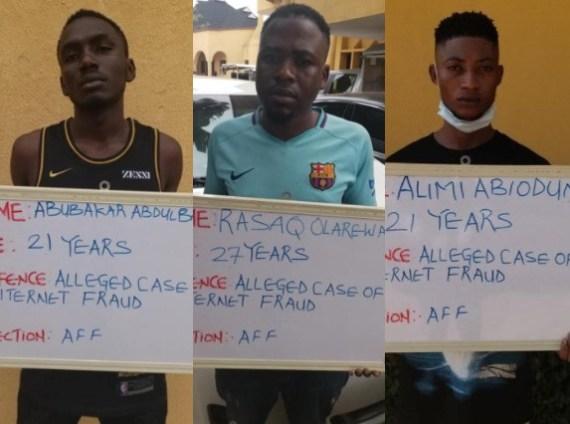 Cybercrime: Court sends UNILORIN, KWASU, Kwara Poly students to jail