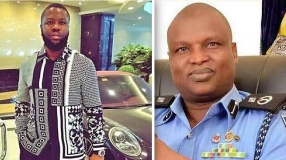 Hushuppi allegedly bribed DCP Abba Kyari to arrest and ensure that a member of his online fraud gang was arrested and jailed - US government alleges