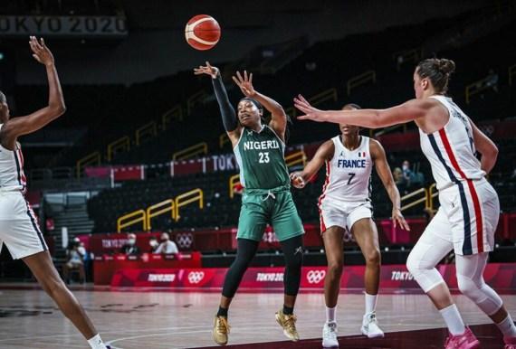 Tokyo Olympics: Nigeria?s D?Tigress lose again