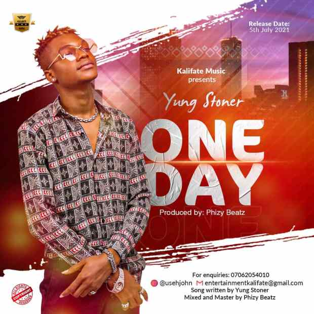 Yung Stoner - One Day