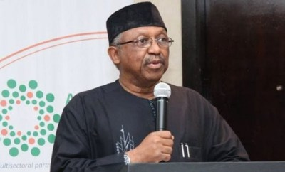 Doctors strike: We have mobilized all consultants and youth corpers - Minister of Health, Osagie Ehanire