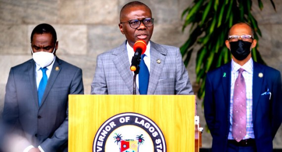 COVID-19: 1,094 returning travelers have absconded from isolation - Governor Sanwo-Olu