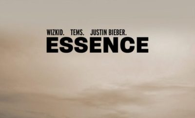 Wizkid – Essence (Remix) ft Tems & Justin Bieber
