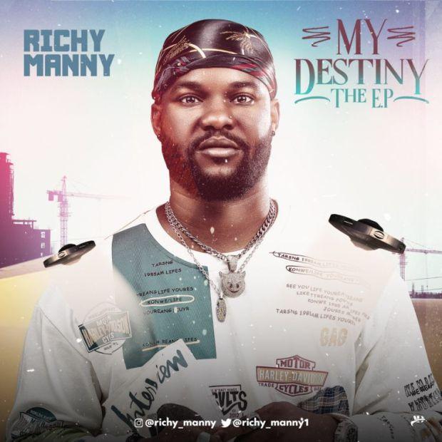 Richy Manny - My Destiny (EP)