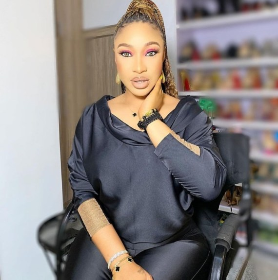 Friends who sit and entertain your gossip are enemies in disguise - Tonto Dikeh