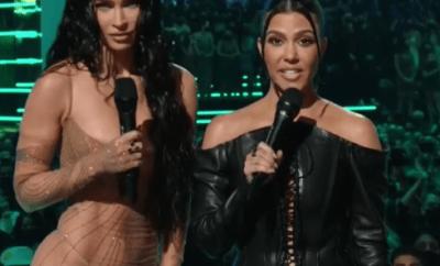 Kourtney Kardashian and Megan Fox refer to boyfriends Travis Baker and MGK as their