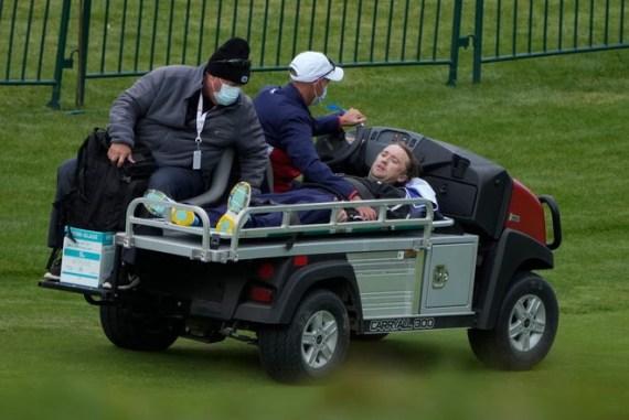 ?Harry Potter? star Tom Felton collapses during celebrity golf tournament