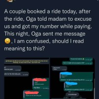 Cab Driver Shares Message He Got From A Man Who Booked A Ride With Him With His Wife