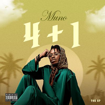 Muno - 4+1 (EP)