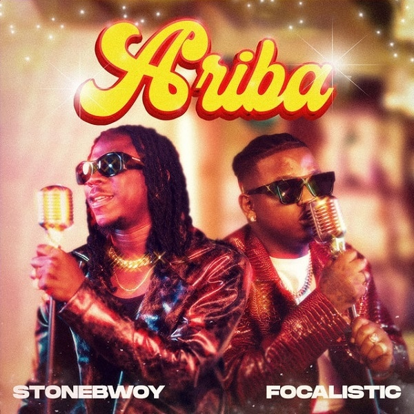 Stonebwoy-Ariba