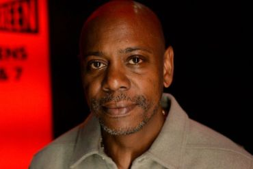 Chappelle at his film screening in October in London