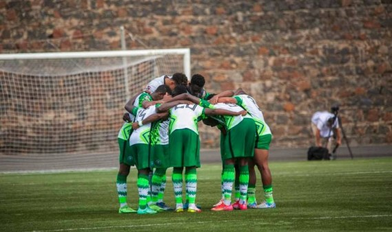 World Cup Qualifiers: Central African Republic ranked 120th in the world defeat Nigeria?s Super Eagles 0-1 in Lagos