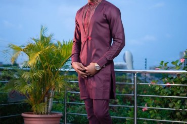"""""""Hide your wives"""" Boma warns men as he steps out (video)"""