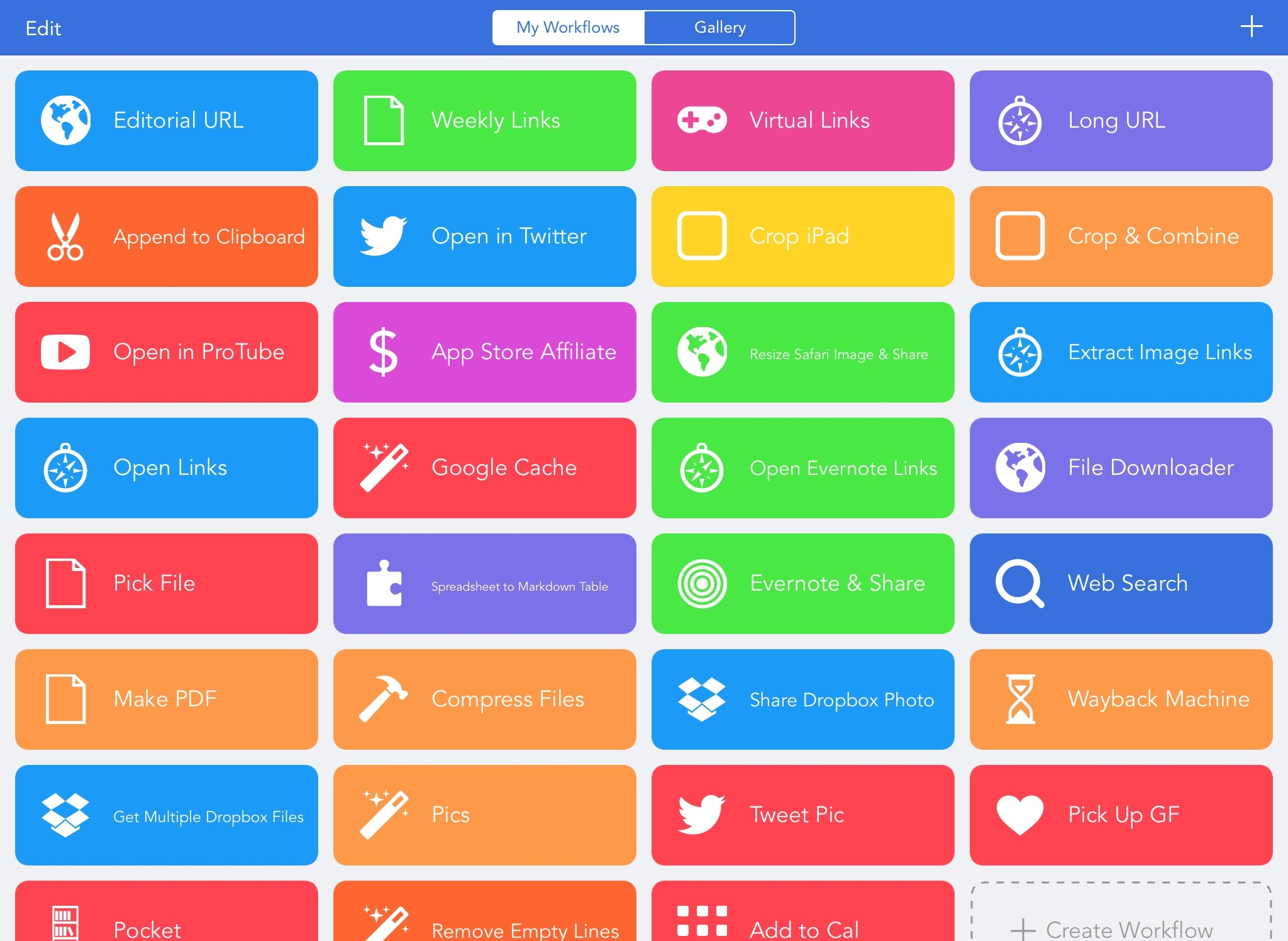 Workflow 1.1: Deeper iOS Automation – MacStories