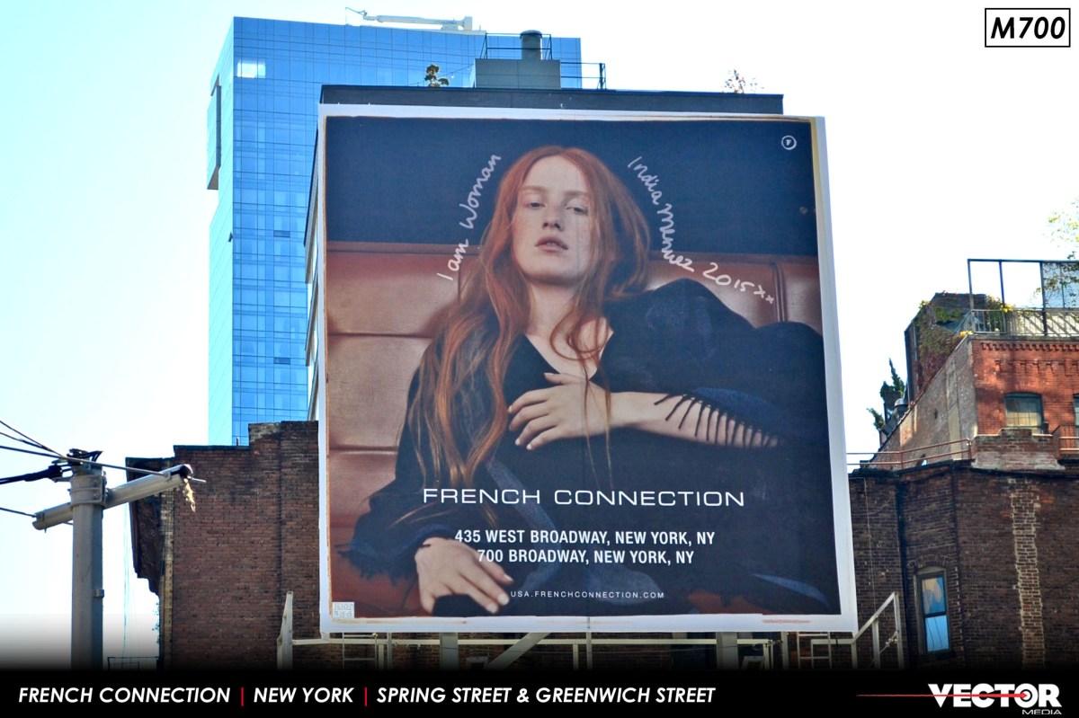 outdoor advertising with billboards