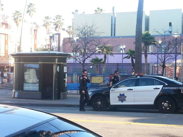 Increased police presence at 16th and Mission: A crackdown on crime or on homelessness?