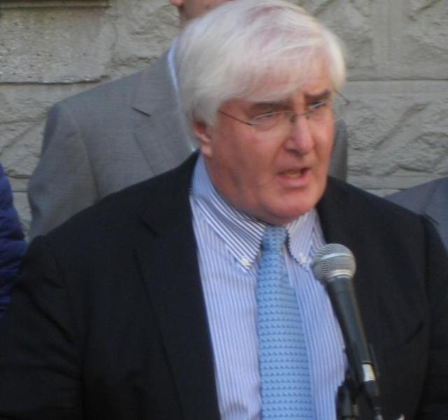 Ron Conway, Big Tech's power broker, is among those behind the pro-real-estate slate for DCCC