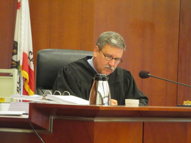 Judge Curtis Karnow will have to sort out all of the misinformation in the CCSF trial. He won't rule until December.