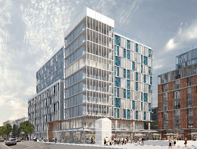 A huge market-rate housing project at 16th and Mission could lead to gentrification -- but SB35 would undermine community oversight