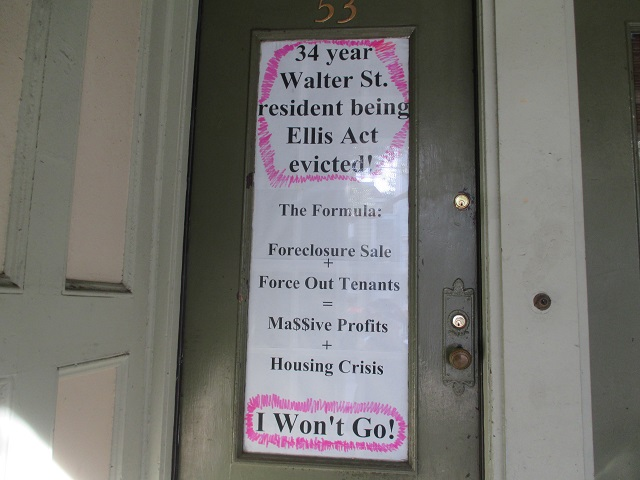 Is it any surprise that a tenant is fighting back?