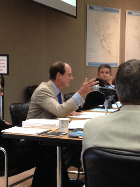 MTC Executive Director Steve Heminger wants to take over all regional planning