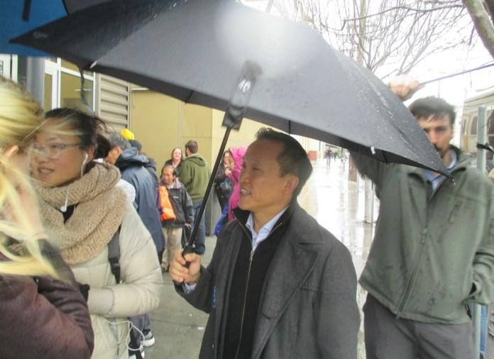 David Chiu calls it democracy