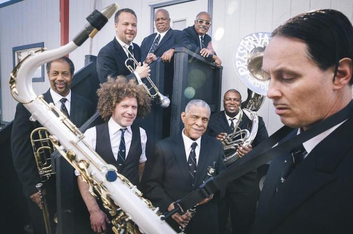 New Orleans' Preservation Jazz Band