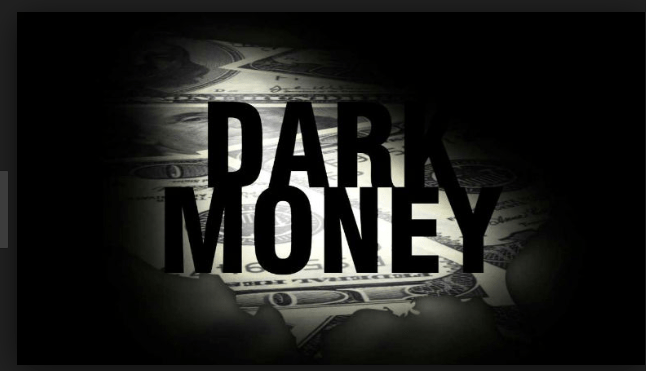 Image result for dark money