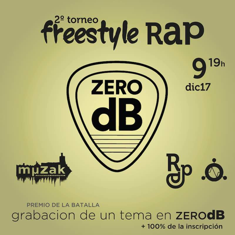 2º Torneo Freestyle Rap