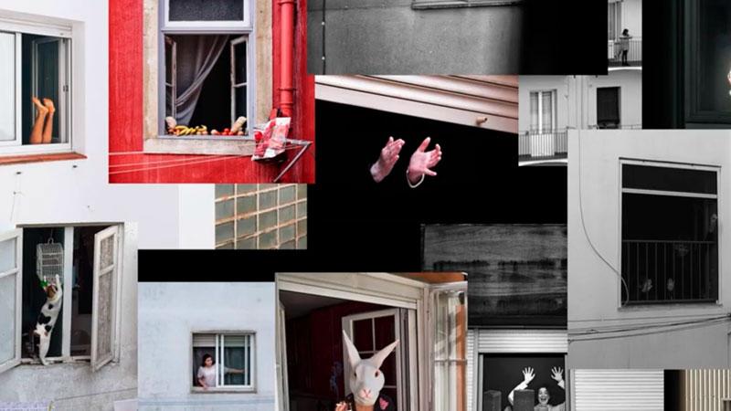 Exposición 'Desde mi balcón'