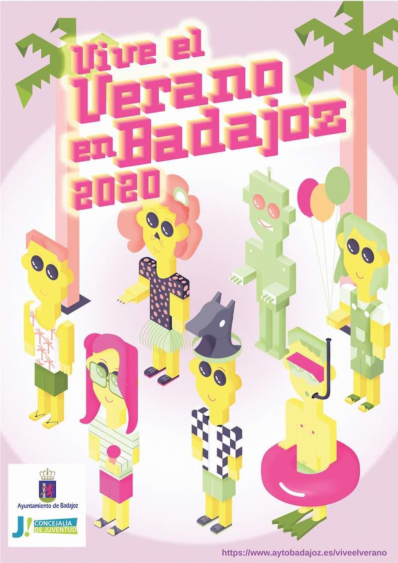 Vive el Verano en Badajoz 2020 - Vive el Verano en el río