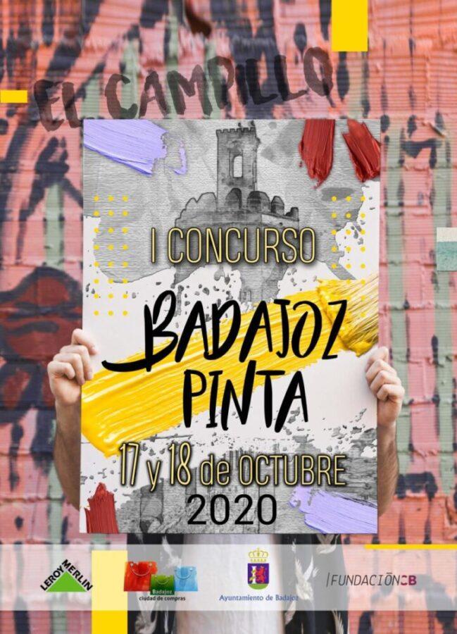 I Concurso de 'Badajoz pinta'