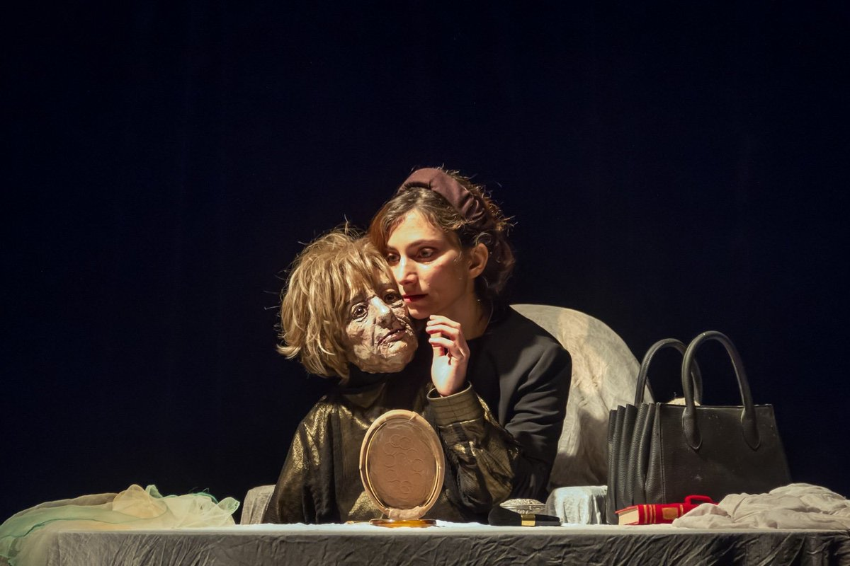 43 Festival Internacional de Teatro de Badajoz - 'Chaika'