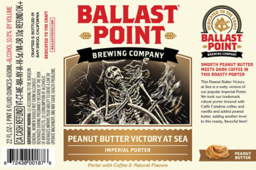 Ballast Point Files Label For High West BarrelAged