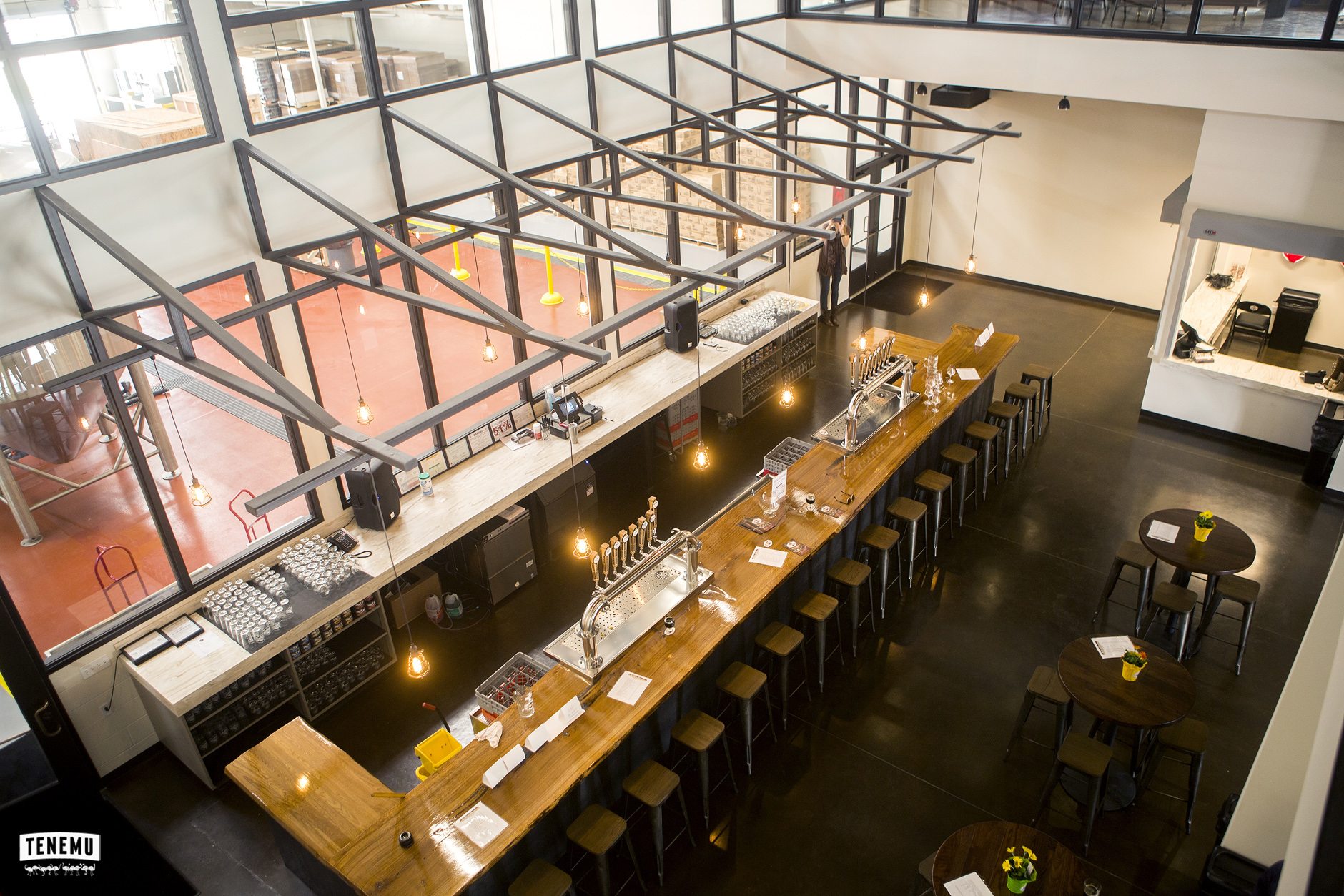 Lakewood Opens Expanded Brewery and New Taproom  Tenemu