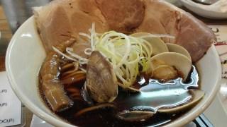「くそオヤジ最後のひとふり」(十三駅)で唯一無二のはまぐりラーメンを食べてきた!