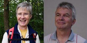 Team Bonn-Koblenz: Ursula Schepers, Uwe Martens