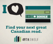 The 49th Shelf Book Badge Great Read 180