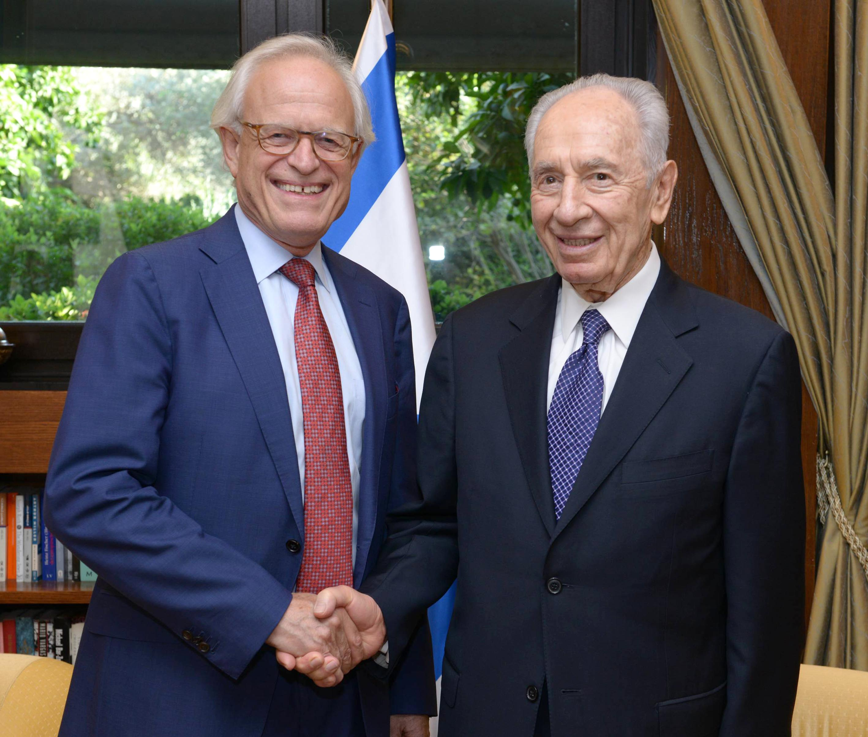 Image result for martin indyk shimon peres