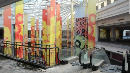 South China Ghost Mall Mental Itch