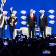 Trump Davos 2