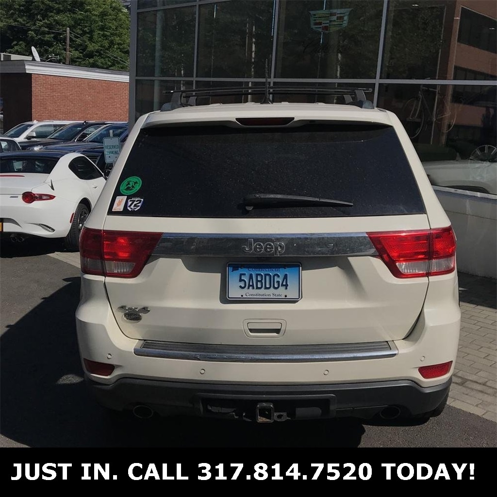 hight resolution of pre owned 2012 jeep grand cherokee overland