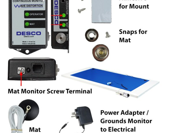 Continuous Monitor Parts